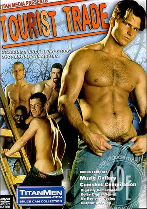 Tourist Trade Cover Front