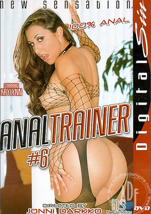 6 Anal trainer
