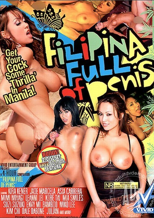 Filipina Full Of Penis 2005  Adult Dvd Empire-7697