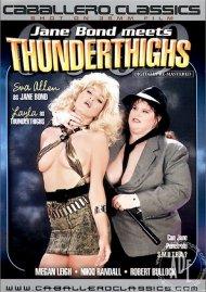 Jane Bond Meets ThunderThighs Porn Video