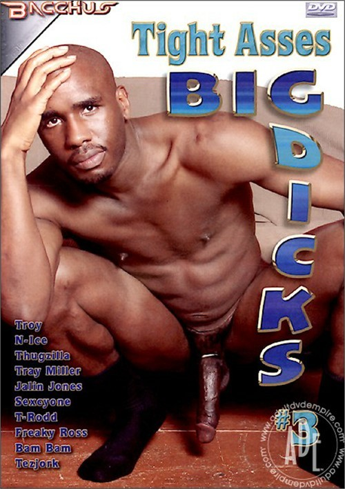 Tight Asses Big Dicks 3 Boxcover