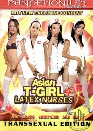 Asian T-Girl Latex Nurses 4 Porn Video