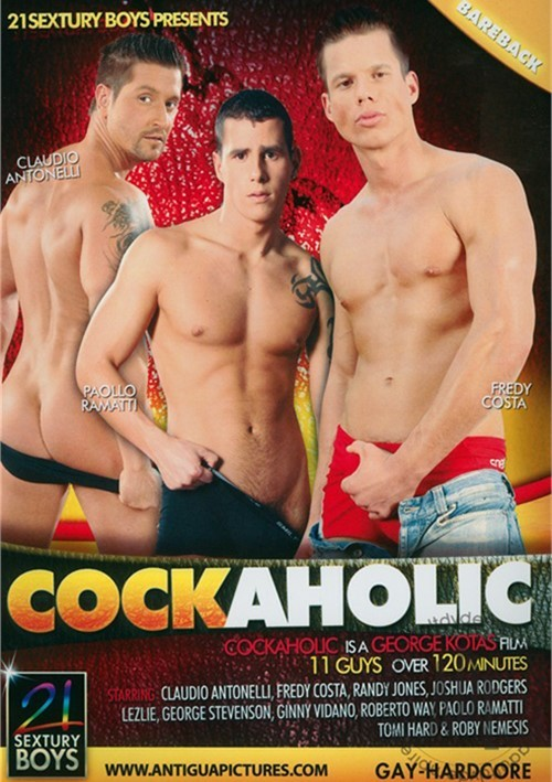 Cockaholic 1 Cover Front