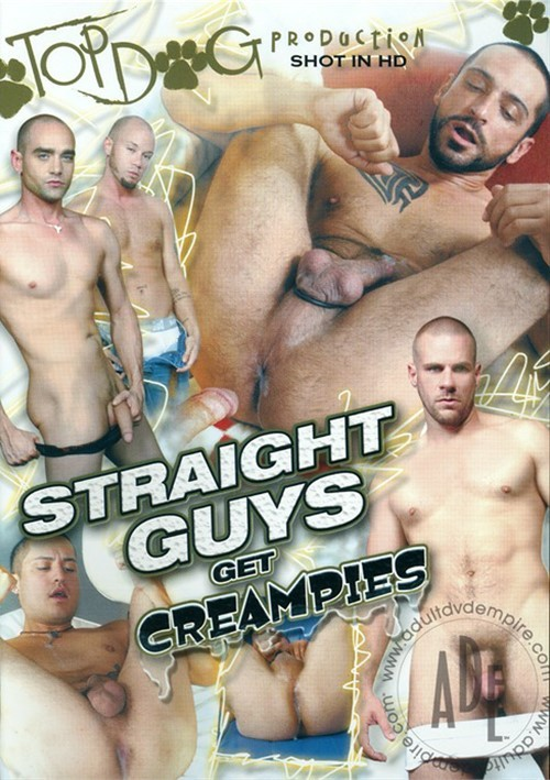 Straight Guys Get Creampies Boxcover