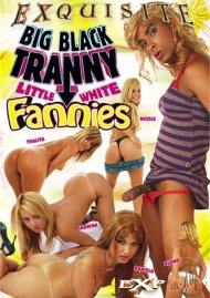 Big Black Tranny Little White Fannies Porn Video