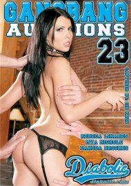 Gangbang Auditions #23 Porn Video