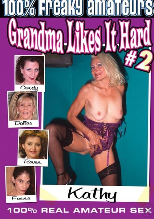 Grandma Likes It Hard #2