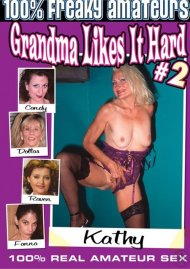 Grandma Likes It Hard #2 Porn Video