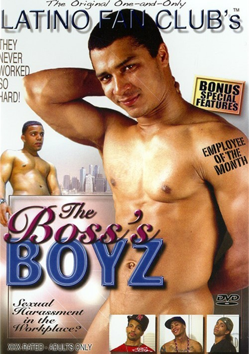 The Bosss Boyz Cover Front