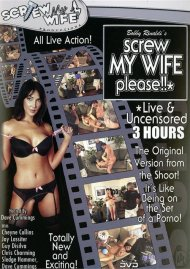 Screw My Wife, Please: Live & Uncensored image