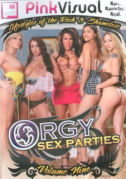 Orgie sex party