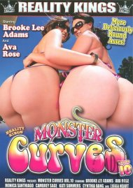 Monster Curves Vol. 10 Porn Movie