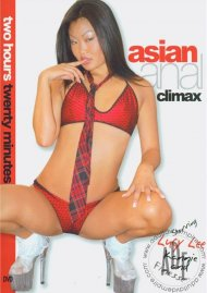 Asian Anal Climax Porn Video