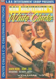 Ron Hightower's White Chicks Vol. 10 Porn Video