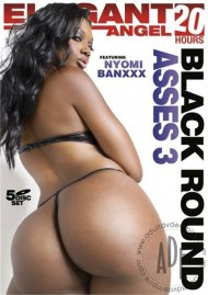 Black Round Asses Vol. 3 (20 Hrs.)