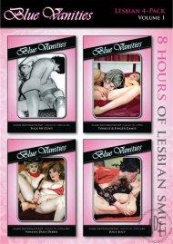 Lesbian 4-Pack Vol. 1 Porn Movie