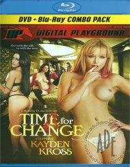 Time For Change (DVD+ Blu-Ray Combo) Blu-ray Porn Movie