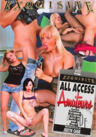 All Access Amateurs Porn Video