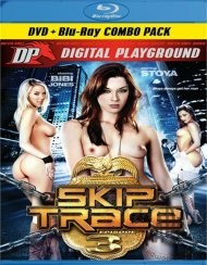 Skip Trace 3 (DVD + Blu-ray Combo) Blu-ray Movie