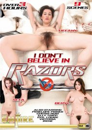 I Don't Believe in Razors Porn Video