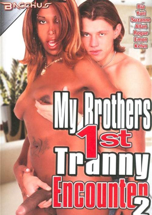 My Brothers 1st Tranny Encounter 2