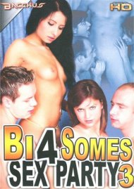 BI 4Somes Sex Party 3 Porn Video