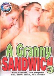 Granny Sandwich 3, A Porn Video
