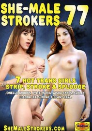 She-Male Strokers 77 Porn Movie