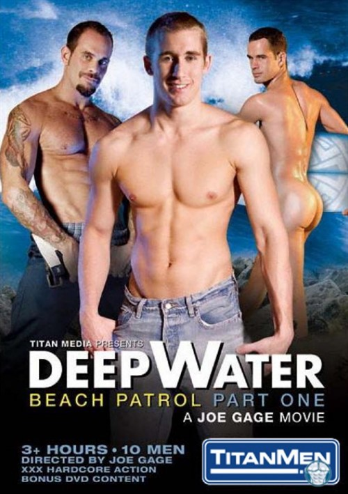 Deep Water Beach Patrol Cover Front