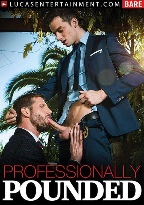 Gentlemen 16 Professionally Pounded Cover Front