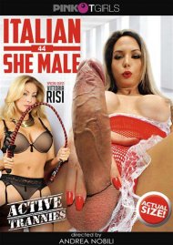 Italian She Male #44 Porn Movie