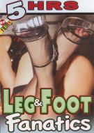 Leg & Foot Fanatics Porn Movie