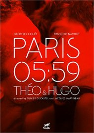 Paris 05:59: Théo & Hugo gay cinema DVD from Wolfe Video.