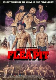 Flea Pit gay porn DVD from CockyBoys