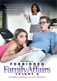 Forbidden Family Affairs Vol. 9 Porn Video