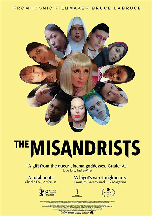 Misandrists, The image