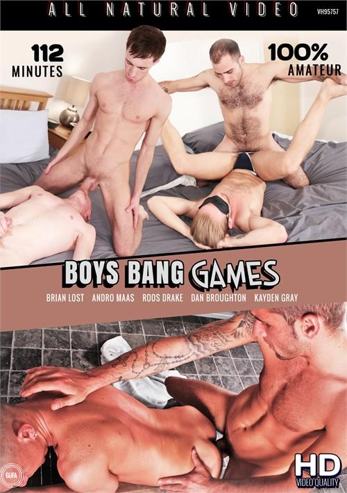 Boys Bang Games Boxcover