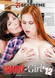 Granny Meets Girl #12 Porn Video