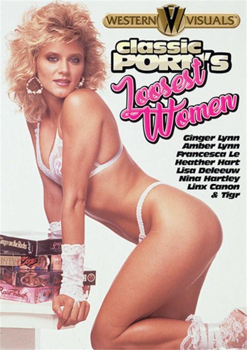 Classic Porn's Loosest Women Blowjobs Ginger Lynn Amber Lynn
