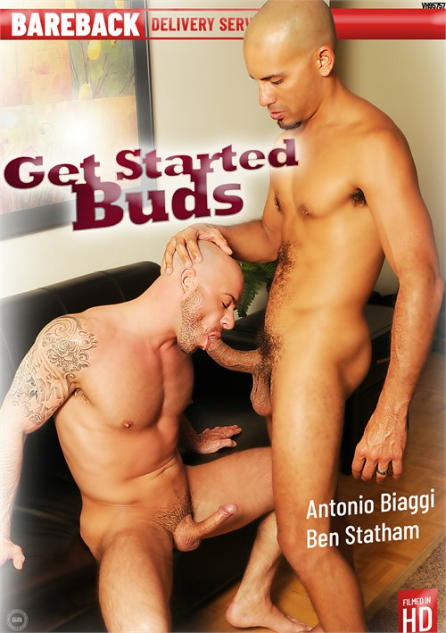 Get Started Buds Front Cover