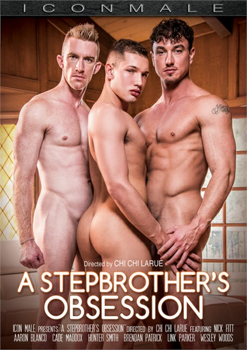 A Stepbrothers Obsession Cover Front