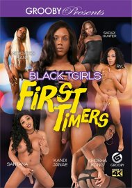 Black TGirl First Timers Porn Video