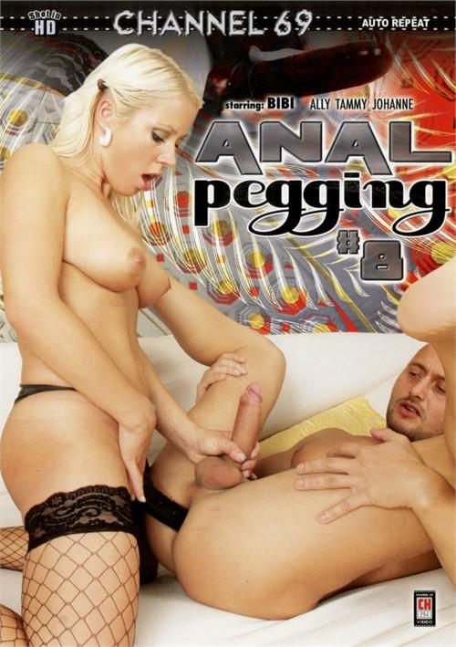 Pegging Anal Sex