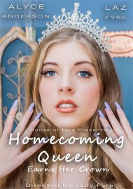 Homecoming Queen Earns Her Crown image