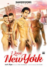 I Love New York Boxcover