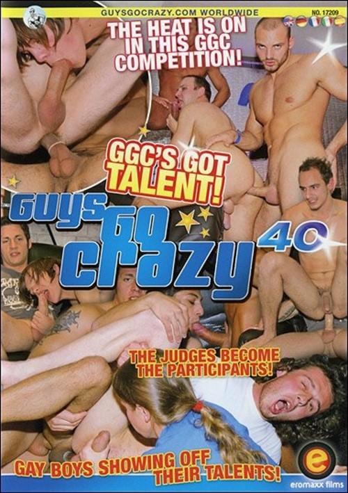 Guys Go Crazy #41: Shower Buddies Boxcover