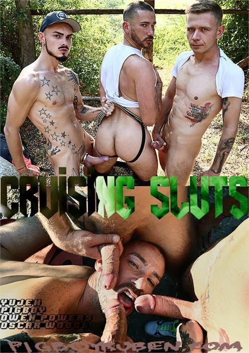 Cruising Sluts Boxcover