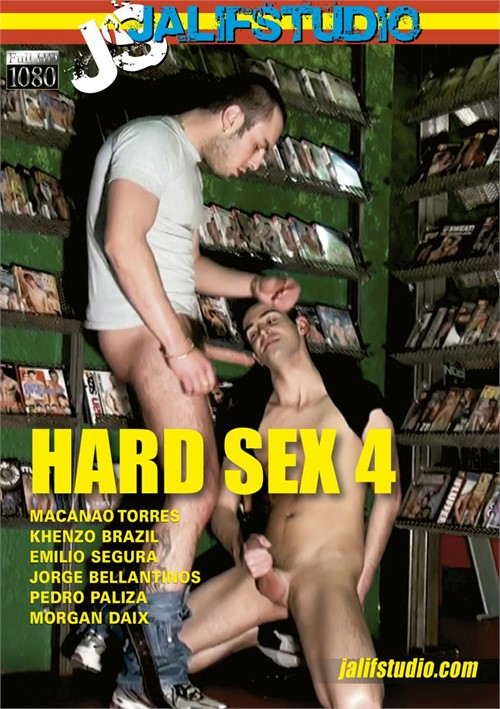 Hard Sex 4 Boxcover