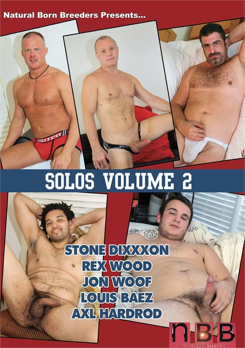 Solos Volume 2 Boxcover