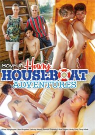Horny Houseboat Adventures image
